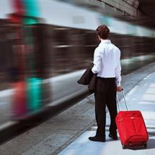 O medo de perder o avião ou o comboio